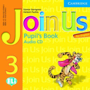 Join Us for English 3 Pupil's Book Audio CD [Audio]