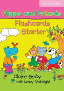 Hippo and Friends Starter Flashcards Pack of 41