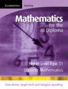 Mathematics for the IB Diploma Higher Level