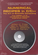 Numerical Recipes Source Code in C and C++ CD ROM with Windows or Macintosh Single-Screen License