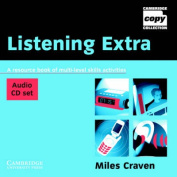 Listening Extra Audio CD Set [Audio]