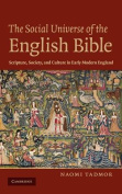 The Social Universe of the English Bible