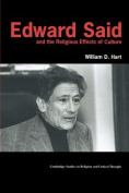 Edward Said and the Religious Effects of Culture