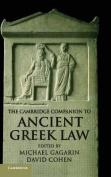 The Cambridge Companion to Ancient Greek Law