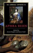 The Cambridge Companion to Aphra Behn