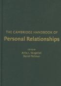 The Cambridge Handbook of Personal Relationships