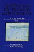 Australian Dictionary of Biography