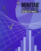 Minitab Student Version 12 for Windows