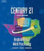 Century 21 Keyboarding and Word Processing