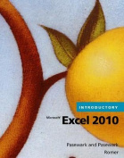Microsoft Office Excel 2010 Introductory