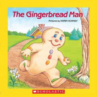 The Gingerbread Man [With Paperback Book]