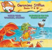 Geronimo Stilton, Books 17 & 18 [Audio]
