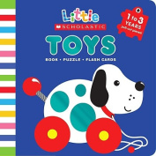 Toys (Little Scholastic) [Board book]