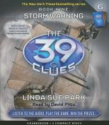 Storm Warning (39 Clues) [Audio]