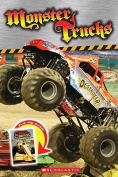 Monster Trucks and Cool Cars Flip Book