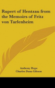 Rupert of Hentzau from the Memoirs of Fritz Von Tarlenheim