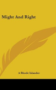 Might and Right