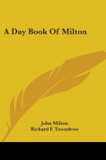 A Day Book of Milton