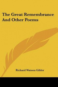 The Great Remembrance and Other Poems