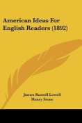 American Ideas for English Readers