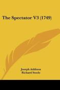 The Spectator V3 (1749)
