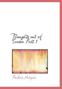 Thoughts Out of Season Part 1 [Large Print]