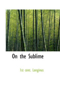 On the Sublime