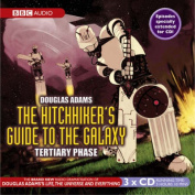 The Hitchhikers Guide to the Galaxy [Audio]
