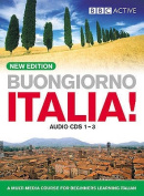 BUONGIORNO ITALIA! Audio CD's (NEW EDITION)  [Audio]
