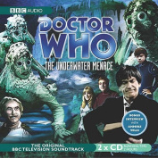 """Doctor Who"", the Underwater Menace  [Audio]"