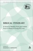 Biblical Itinerary