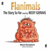 Flanimals the Story So Far 1xcd