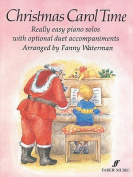 Alfred 12-0571509568 Christmas Carol Time - Music Book