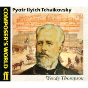 Alfred 12-0571512704 Composer s World- Tchaikovsky - Music Book