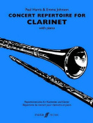 Alfred 12-0571521665 Concert Repertoire for Clarinet - Music Book