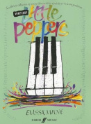 Alfred 12-0571523129 Very Easy Little Peppers - Music Book