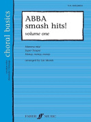 Alfred 12-0571523641 ABBA Smash Hits Volume One - Music Book