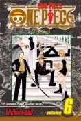One Piece: v. 6 (Manga S.)
