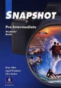 Snapshot Pre-Intermediate Student's Book 2