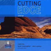 Cutting Edge Starter Class CD 1-2  [Audio]