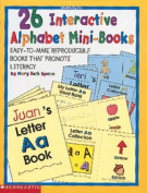 26 Interactive Alphabet Mini-Books