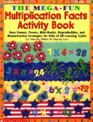 The Mega-Fun Multiplication Facts Activity Book
