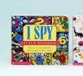 I Spy Little Numbers [Board book]