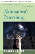 Akhmatova's Petersburg