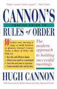 Cannon's Concise Guide to Rules of Order