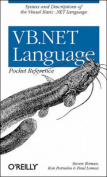 VB.NET Language Pocket Reference