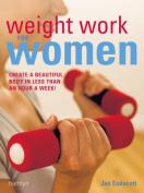 Weights Work for Women