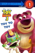 Toy to Toy (Toy Story 3 (Pb))