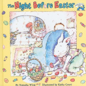 The Night Before Easter (All Aboard Books