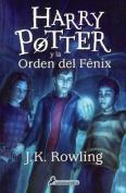 Harry Potter y la Orden del Fenix [Spanish]